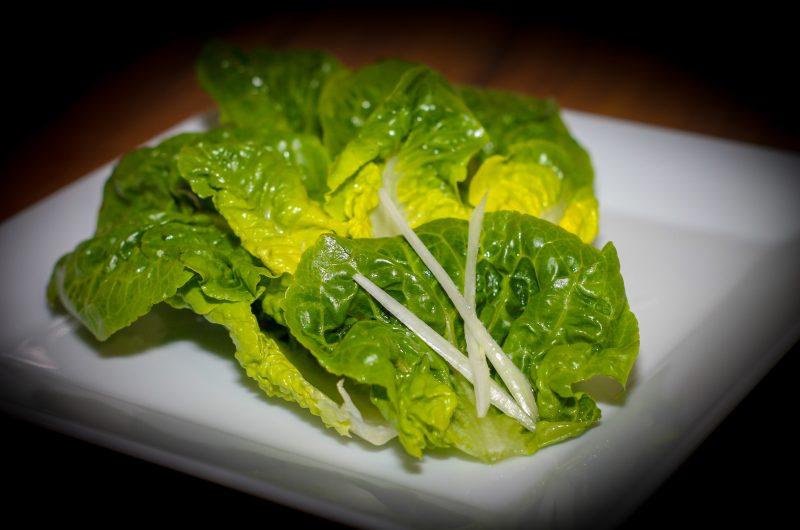 A világ legegyszerűbb salátája ;)