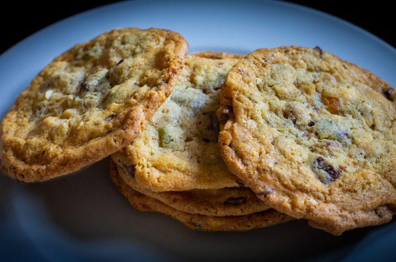 Csokoládés teasütemény...ááá, nem erőlködöm, csokis cookie és kész